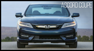 Honda Accord Coupe Model Research