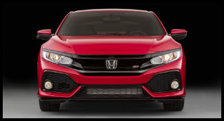 Honda Civic Si Coupe Model Research