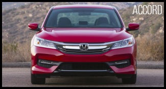 Honda Accord Model Research