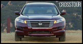 Honda Crosstour Model Research