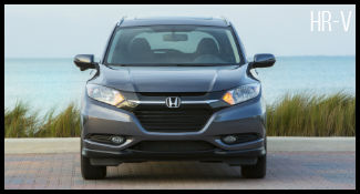 Honda HR-V Model Research