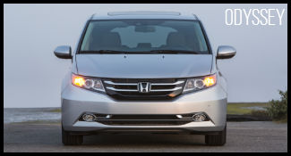 Honda Odyssey Model Research