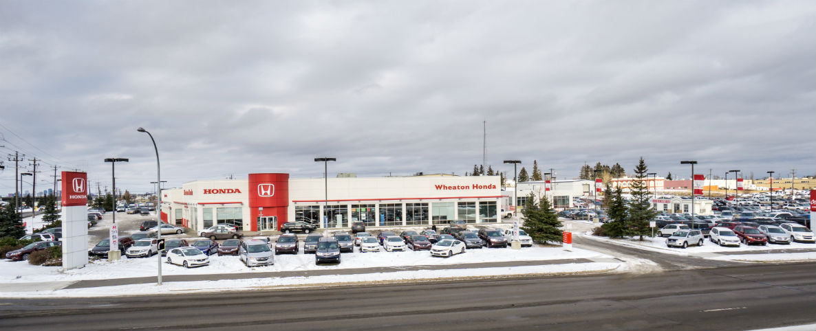 Honda Dealer near Stony Plain AB