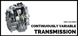 How's This Work? Continuously Variable Transmission