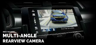 How's This Work? Multi-Angle Rearview Camera