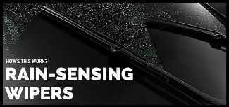How's This Work? Rain-Sensing Wipers