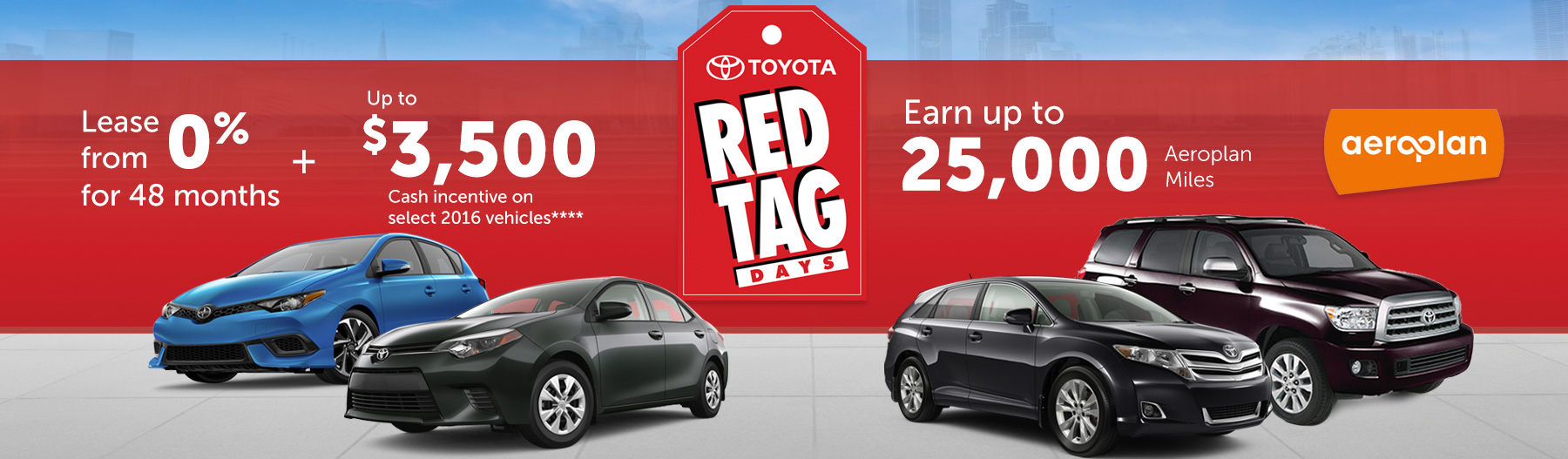 Yorkton Toyota | April Incentive